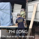 Dịch vụ cho thuê xe tải giá rẻ uy tín tại phố Ông Ích Khiêm