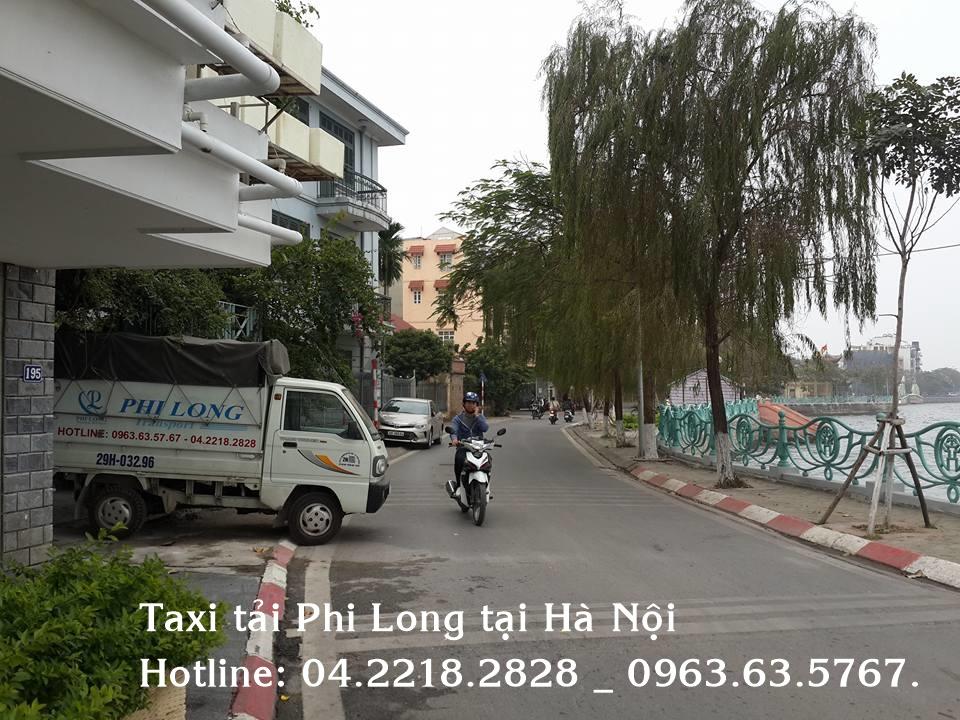 Phi Long cung cấp cho thuê xe tải tại quận Ba Đình