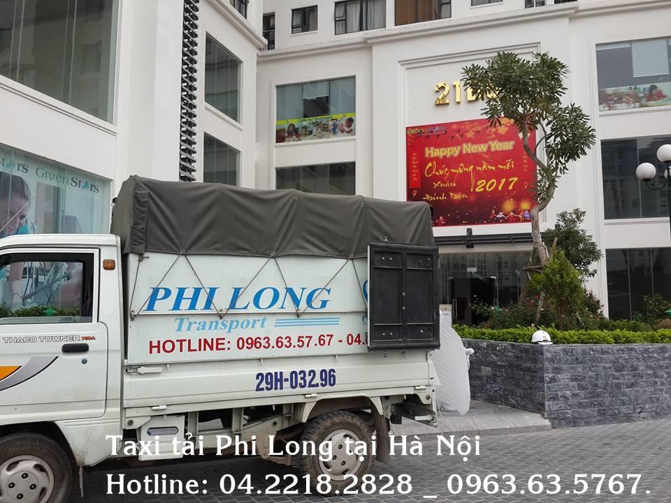 Cho thuê xe tải giá rẻ tại quận Hoàn Kiếm