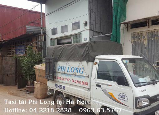 Dịch vụ cho thuê xe tải giá rẻ tại phố Chiến Thắng