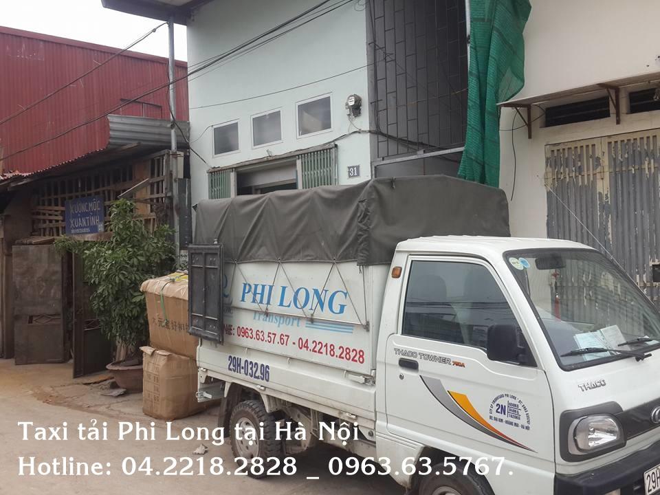 Cho thuê xe tải tại quận Long Biên giá rẻ