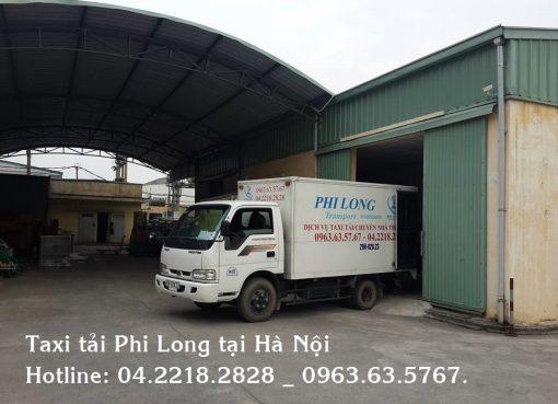 Công ty Phi Long chuyên cho thuê xe tải tại phố Chiến Thắng