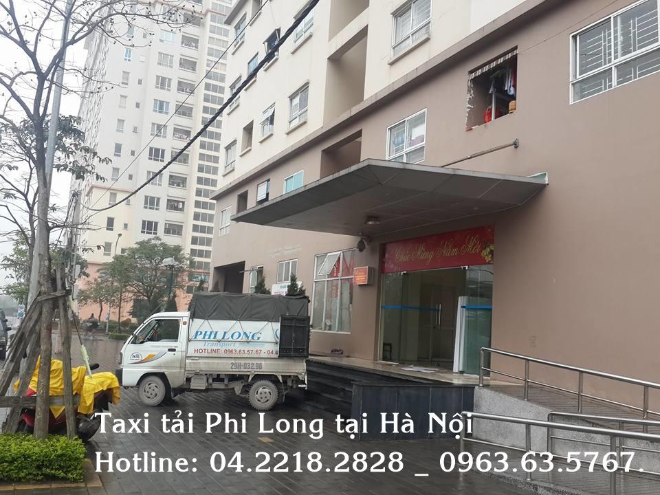 Dịch vụ cho thuê xe tải Phi Long tại phố Văn Yên