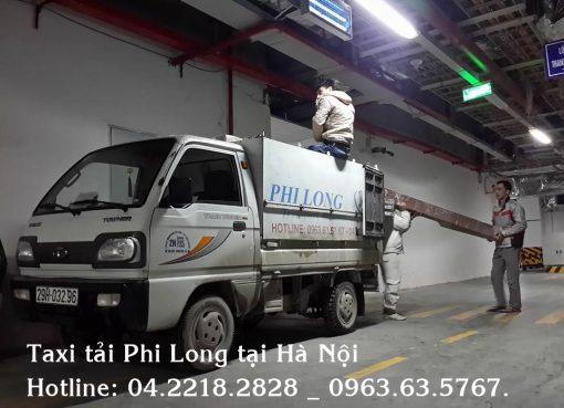 Dịch vụ cho thuê xe tải tại phố Văn Yên