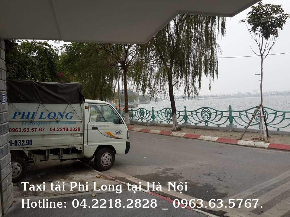 Cho thuê xe tải giá rẻ uy tín tại phố Văn Quán