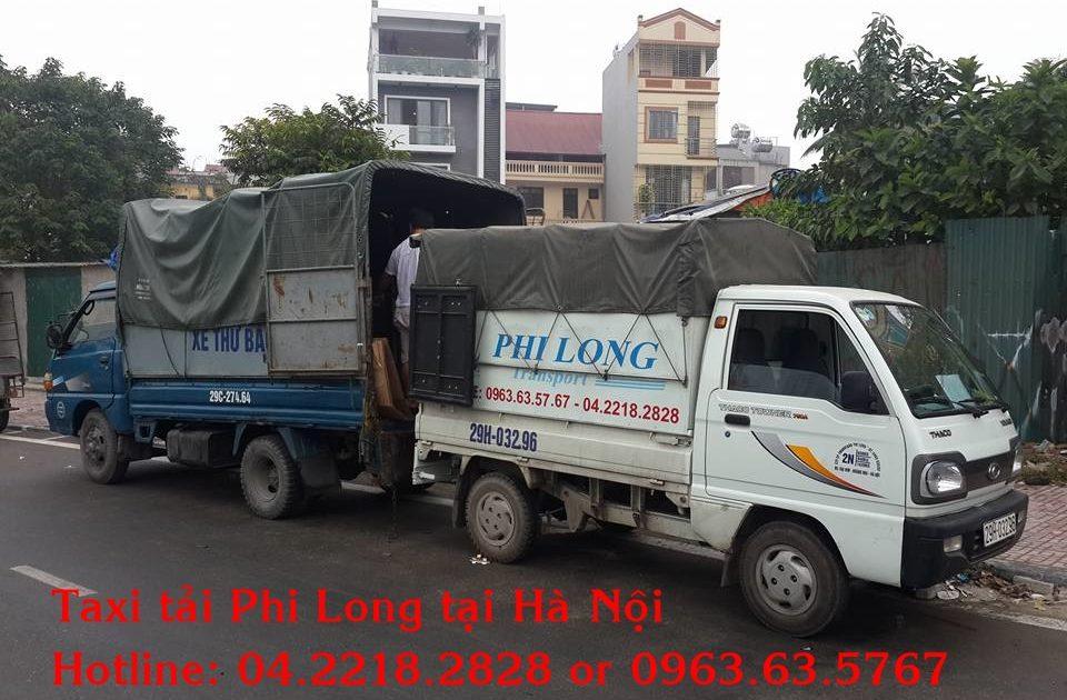 Dịch vụ cho thuê xe tải tại quận Hai Bà Trưng