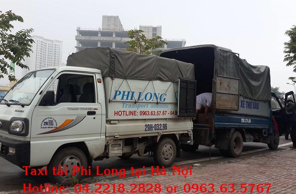 Dịch vụ cho thuê xe tải giá rẻ Phi Long tại quận Đống Đa