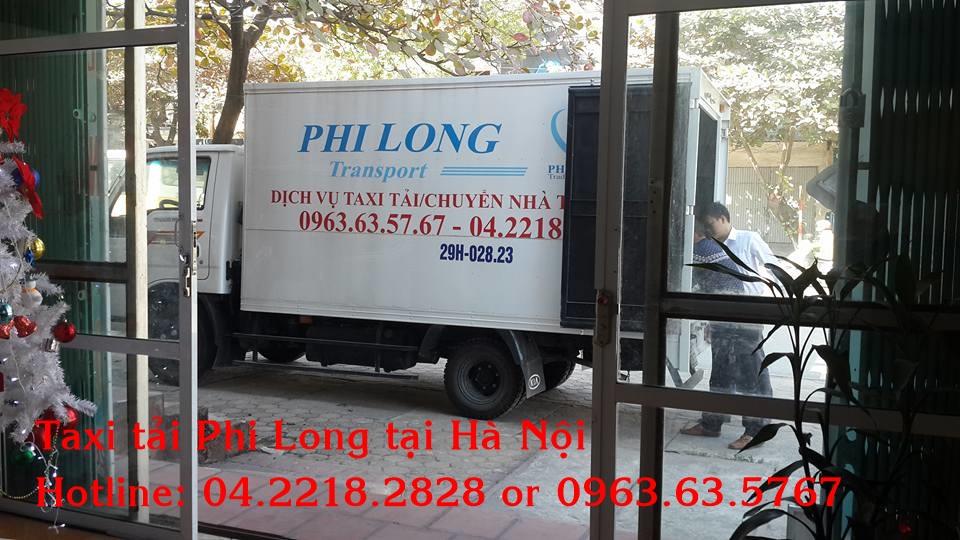 Cho thuê xe tải giá rẻ Phi Long tại quận Đống Đa