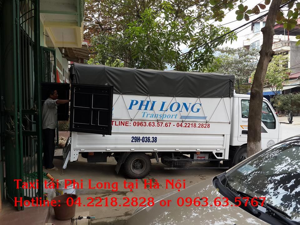Cho thuê xe tải tại quận Hà Đông