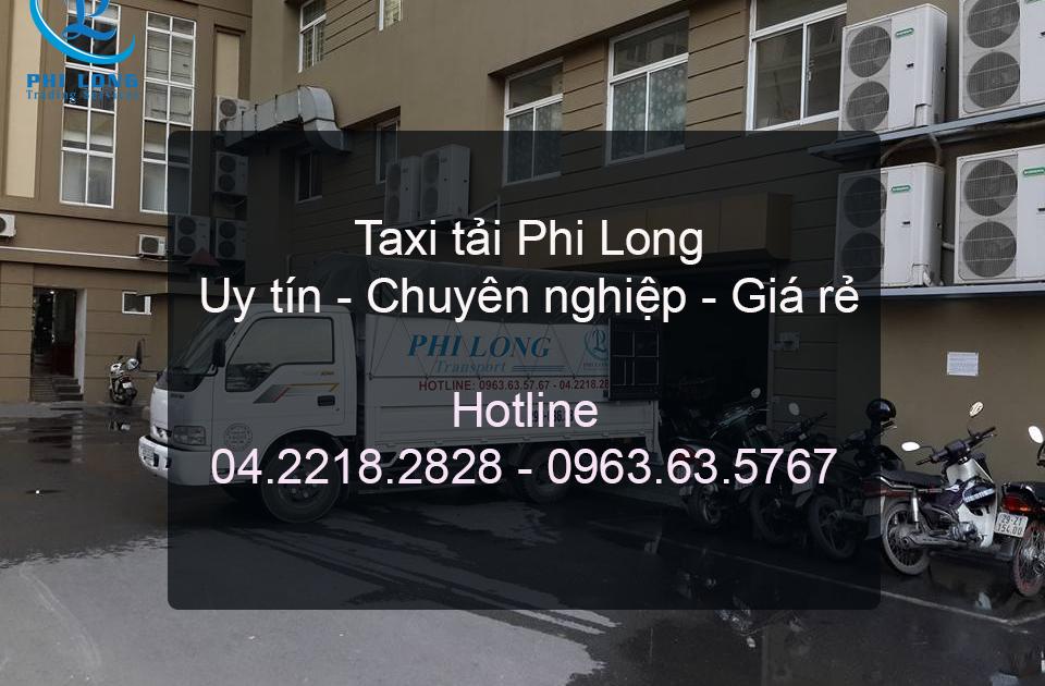 DỊch vụ cho thuê xe tải tại quận Từ Liêm