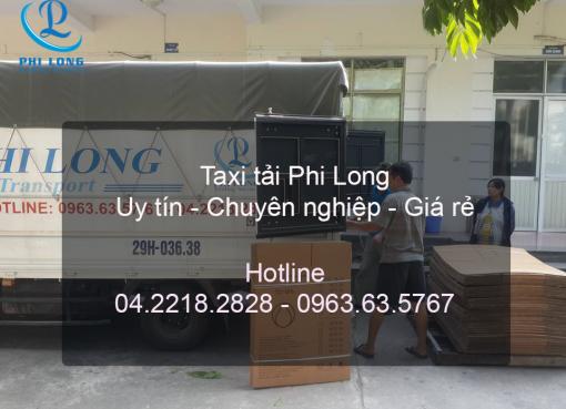 Cho thuê xe tải giá rẻ chuyên nghiệp tại quận Từ Liêm