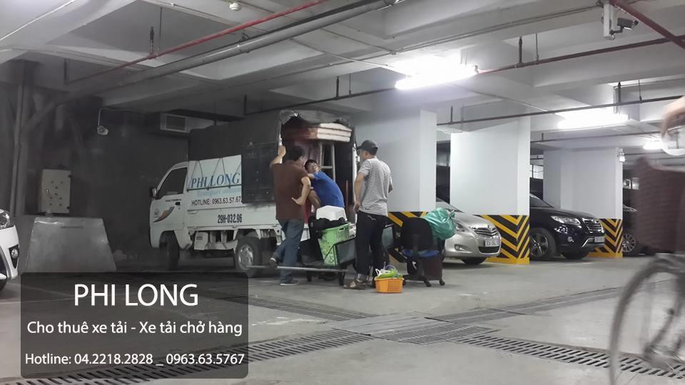 Dịch vụ cho thuê xe tải giá rẻ tại phố Khương Đình