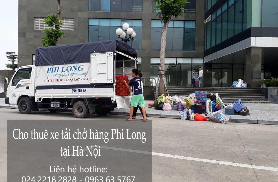 Dịch vụ xe tải giá rẻ tại phố Mai Phúc - 0963.63.5767