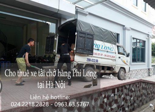Dịch vụ taxi tải Hà Nội Tuyên Quang