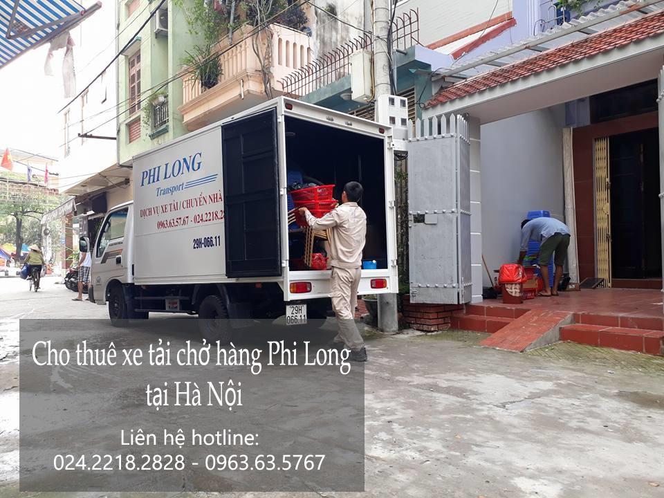 Dịch vụ cho thuê xe tải tại phố Hồng Mai-0963.63.5767