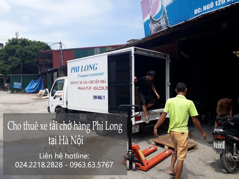 Dịch vụ taxi tải Hà Nội Bắc Kạn