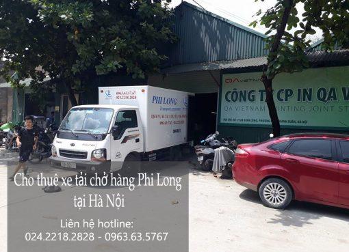 Dịch vụ cho thuê xe tải tại phố Đặng Vũ Hỷ-0963.63.5767
