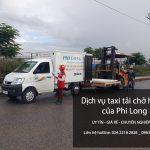 Dịch vụ xe tải tại phố Nguyễn Công Trứ