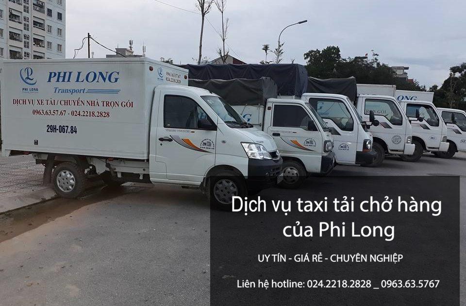 Dịch vụ xe tải tại phố Lý Nam Đế
