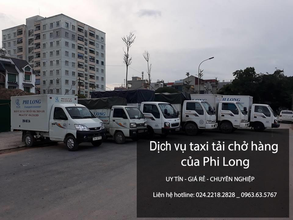 Dịch vụ xe tải chở hàng tại phố Nam Dư