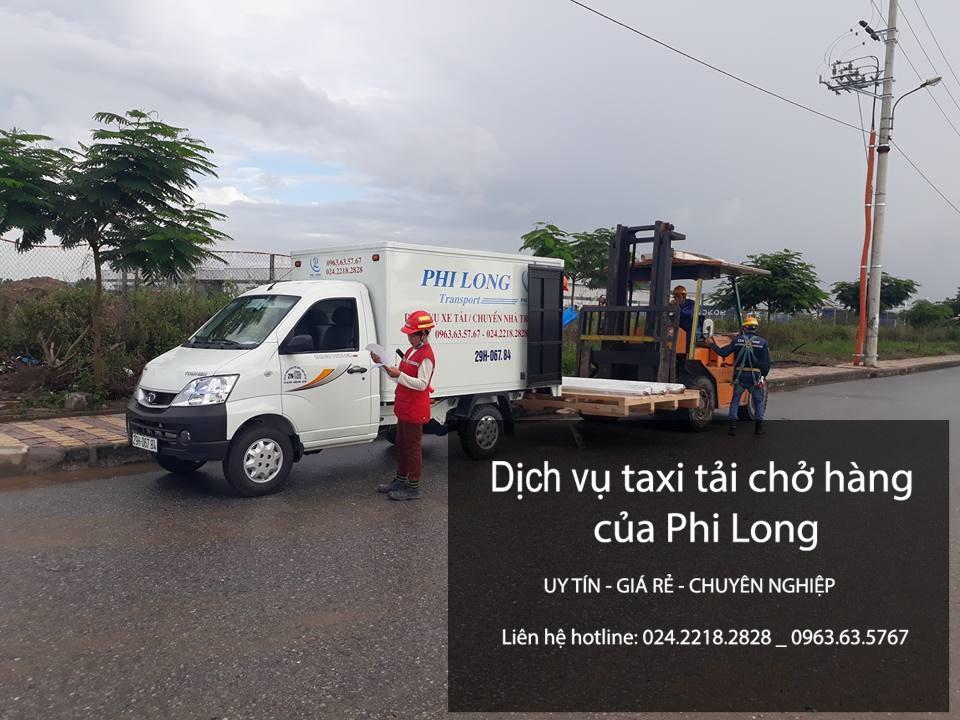 Dịch vụ xe tải giá tốt tại phố Phương Mai