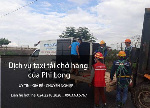 Dịch vụ xe tải tại phố Trần Thủ Độ