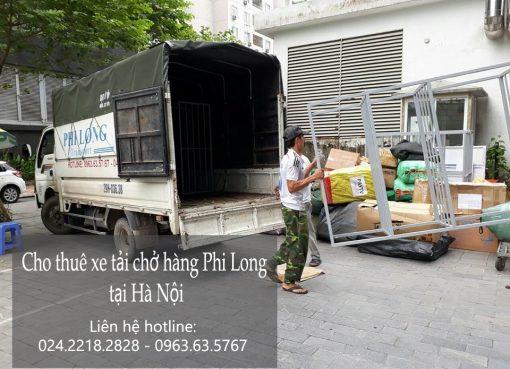 Dịch vụ cho thuê xe tải chuyển nhà tại phố Hai Bà Trưng- 0963.63.5767