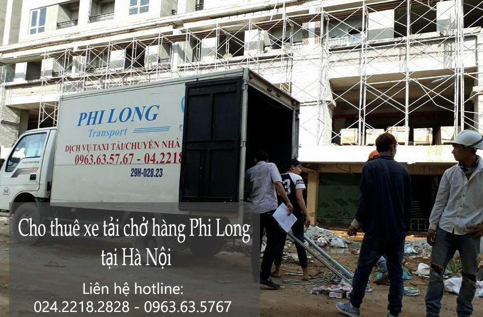 Dịch vụ thuê xe tải tại phố Chu Huy Mân-093.202.9968