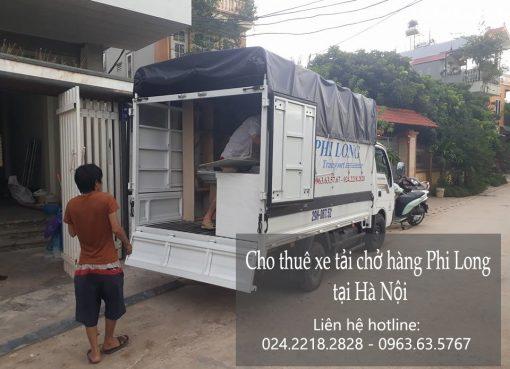 Dịch vụ cho thuê xe tải giá rẻ tại phố Huỳnh Văn Nghệ-0963.63.5767