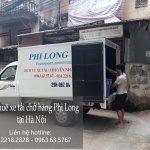 Dịch vụ cho thuê xe tải giá rẻ tại phố Trần Danh Tuyên