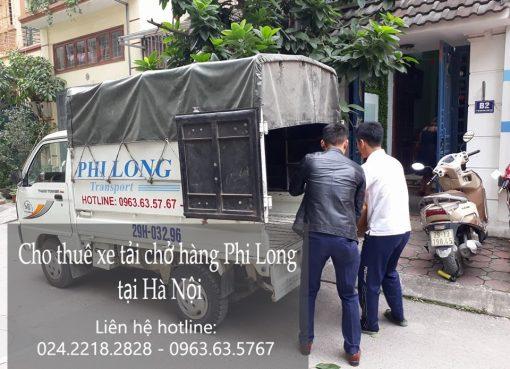 Dịch vụ taxi tải Hà Nội Lai Châu