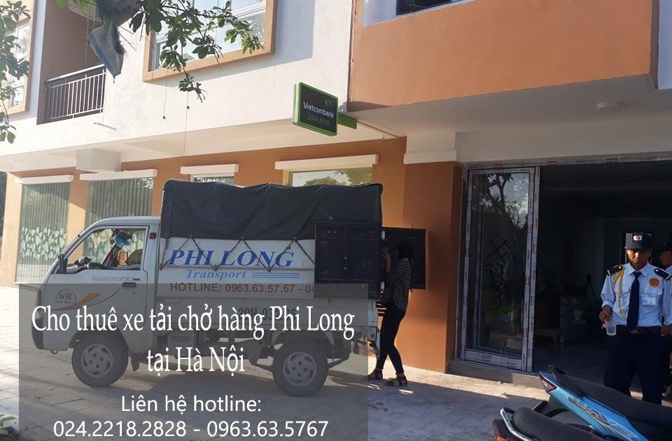 Dịch vụ cho thuê xe tải chuyển kho bãi tại phố Hoàng Như Tiếp