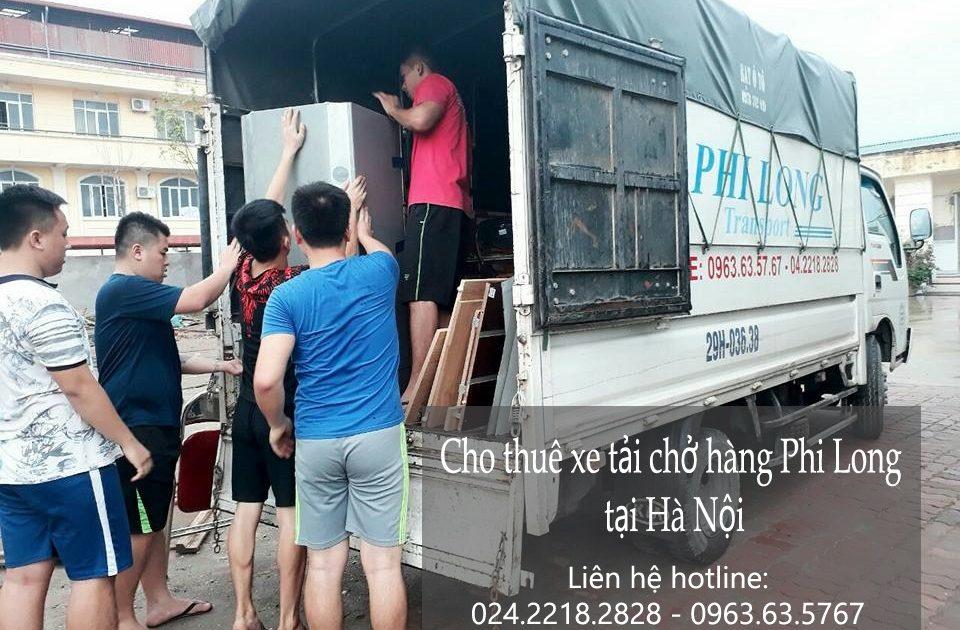 Dịch vụ cho thuê xe tải chất lượng tại phố Đàm Quang Trung