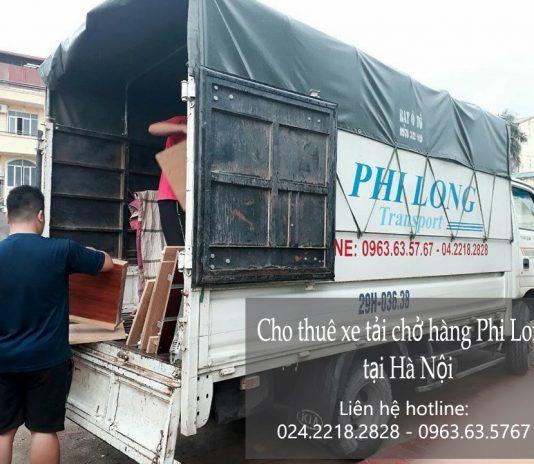 Dịch vụ cho thuê xe tải chở hàng tại phố Hàng Cháo