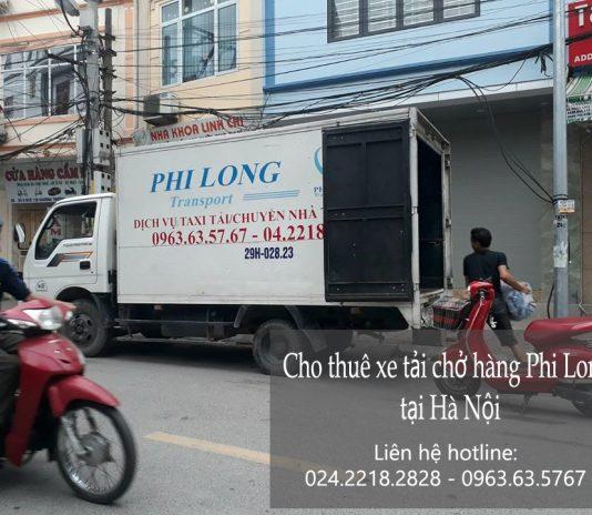 Dịch vụ cho thuê xe tải tại phố Vũ Đức Thận-0963.63.5767
