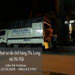 Dịch vụ cho thuê xe tải 5 tạ giá rẻ phố Hoa Lâm-0963.63.5767