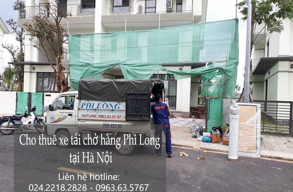 Dịch vụ cho thuê xe tải chở hàng Phi Long tại phố Nguyễn Thái Học