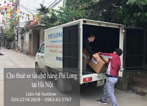 Dịch vụ taxi tải Hà Nội Hà Giang