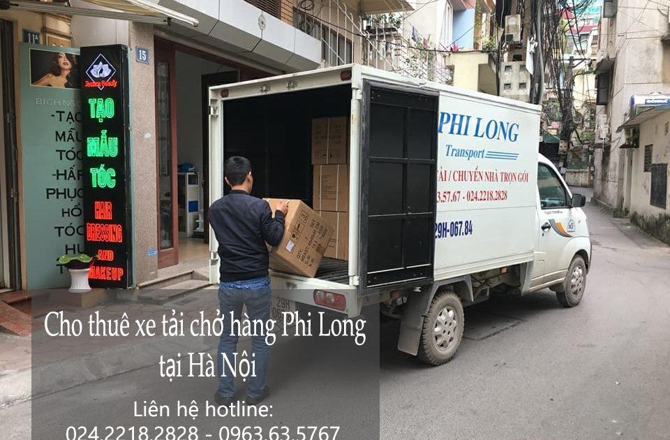 Dịch vụ taxi tải Hà Nội Hưng Yên