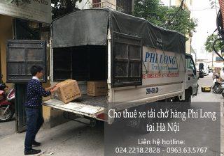 Dịch vụ taxi tải Hà Nội Hải Phòng.