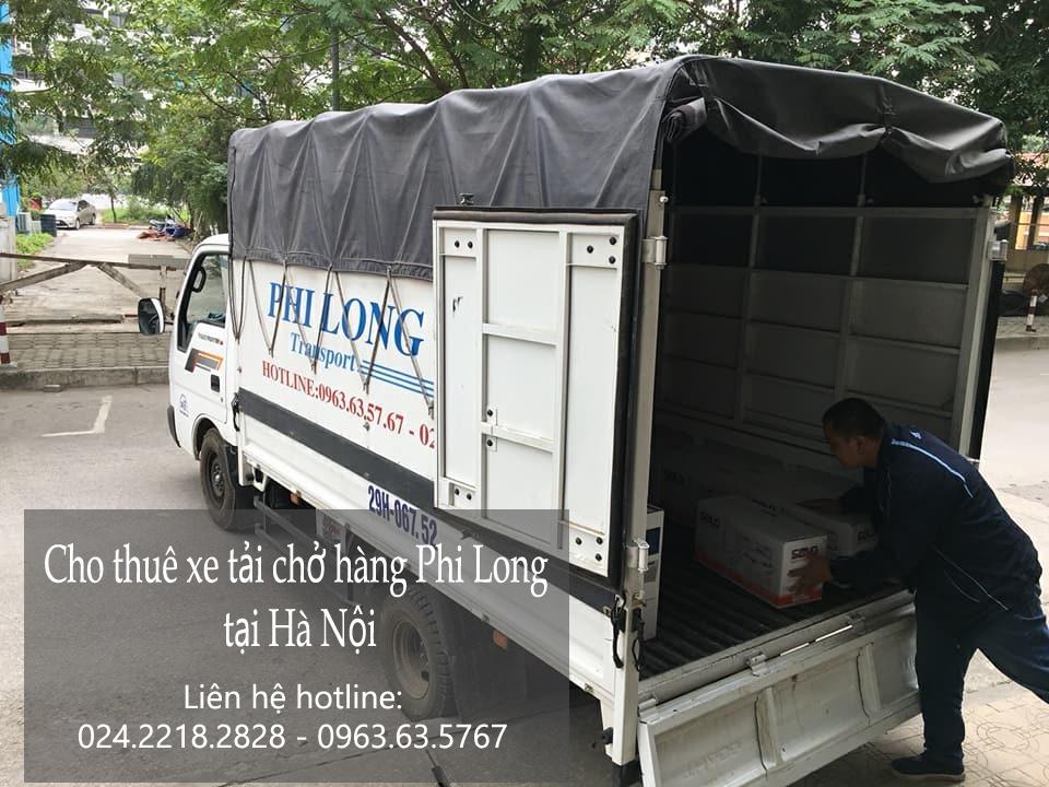 Dịch vụ taxi tải Hà Nội Hải Dương