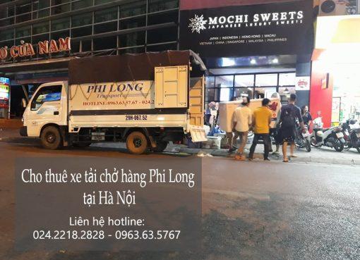 Dịch vụ taxi tải Hà Nội Yên Bái