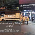 Dịch vụ taxi tải Hà Nội Lào Cai
