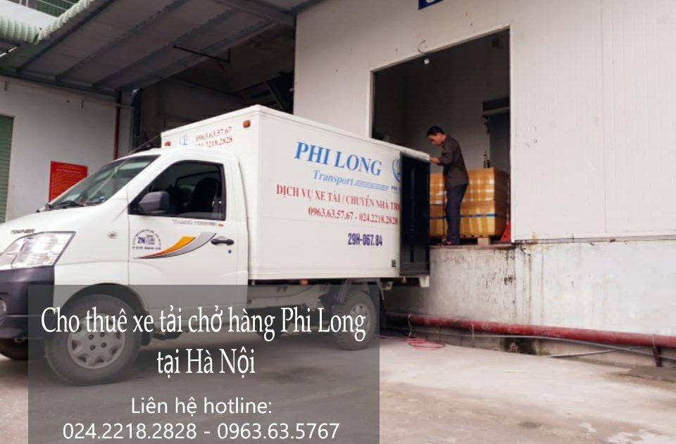 Dịch vụ taxi tải Hà Nội Bắc Giang