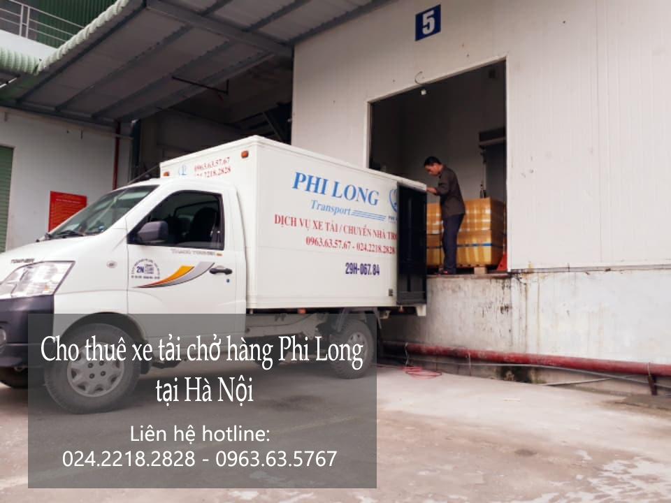 Dịch vụ xe tải vận chuyển tại phố Kim Giang