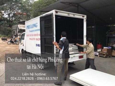 Dịch vụ xe tải vận chuyển tại phố Trần Khát Chân