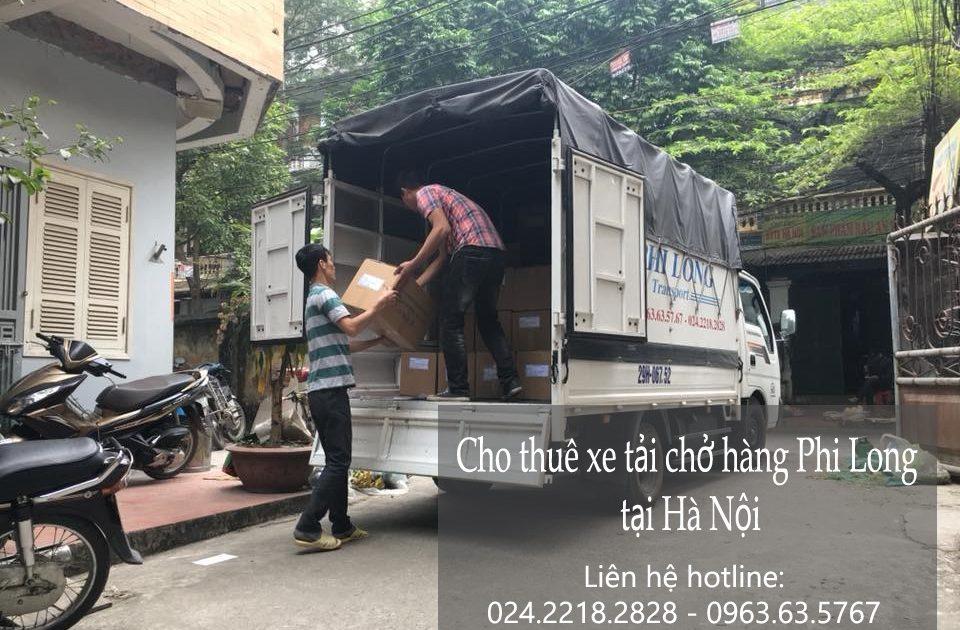 .Dịch vụ taxi tải Hà Nội Vĩnh Phúc