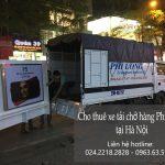 Dịch vụ taxi tải Hà Nội Thái Bình