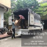 Dịch vụ cho thuê xe tải tại phố Đặng Dung của Phi Long