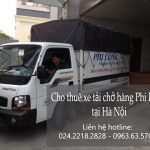 Dịch vụ xe tải nhỏ vận chuyển tại phố Ngô Tất Tố